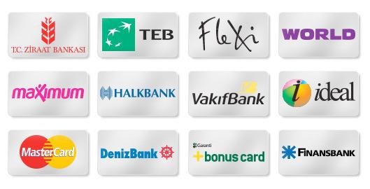 Kredi Karti ile al